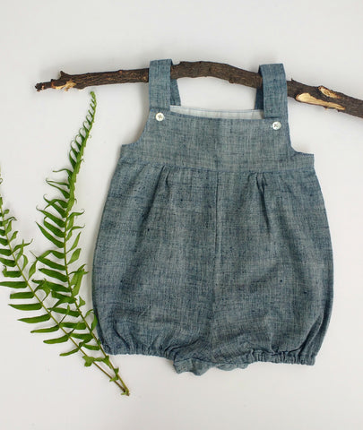 Unisex overalls for baby