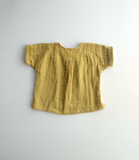 Little Afghan tunic in marigold