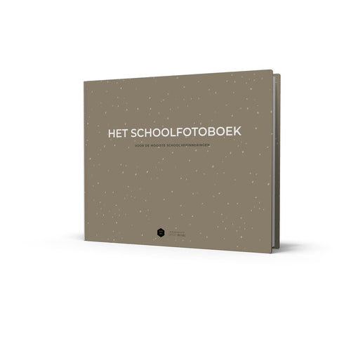 Little Indians Schoolfotoboek