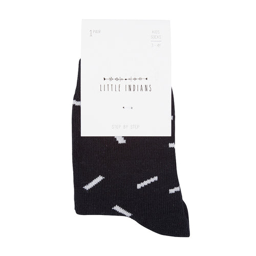 Socks Strokes - Black