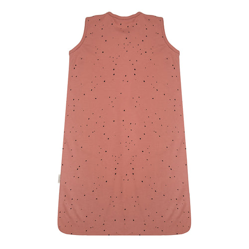 Slaapzak Summer Dots - Canyon Clay