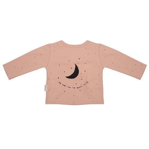 Longsleeve Little Star - Dusty Coral