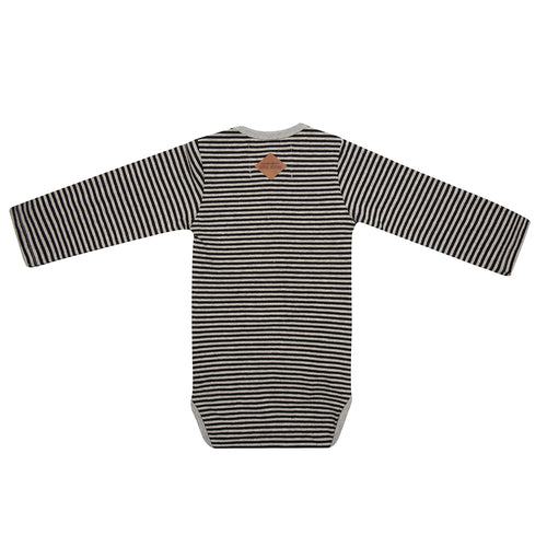 Onesie Longsleeve Striped