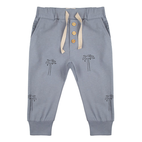 Pants Palmtrees - Flint Stone