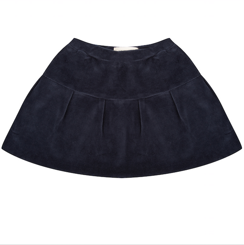 Skirt - Total Eclipse Velour