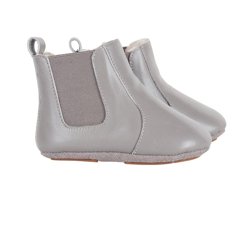 High Top bootie grey