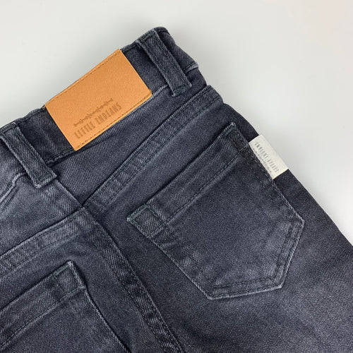 Korte Broek Denim - Dark Grey