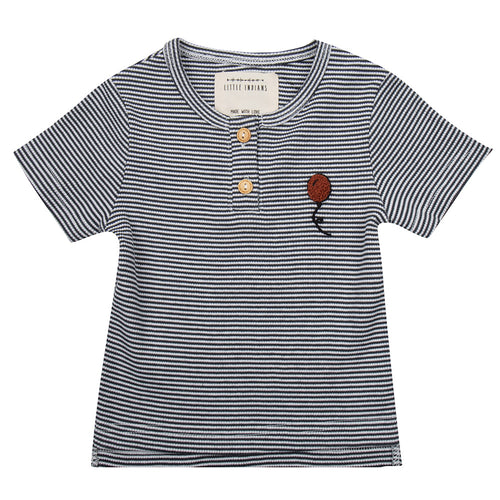 Shirt Balloon - Small Stripe Rib