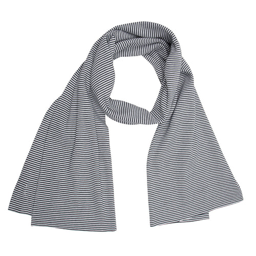 Scarf - Small Stripe Rib