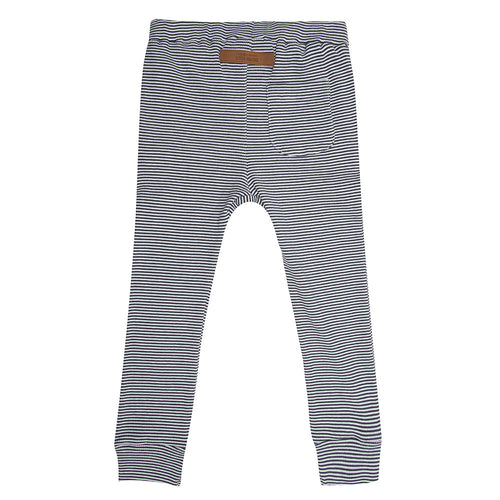 Pants - Small Stripe Rib