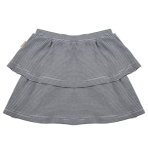 Skirt - Small Stripe Rib