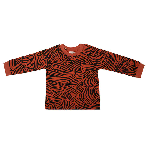Sweater Zebra - Picante
