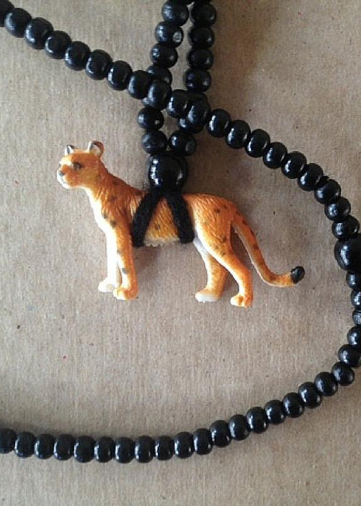 The Mama Necklace – Cheetah