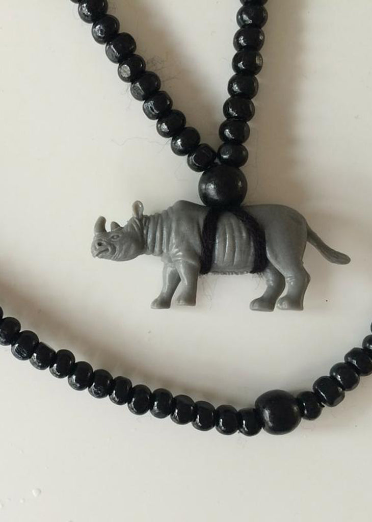 The Mama Necklace – Rhino