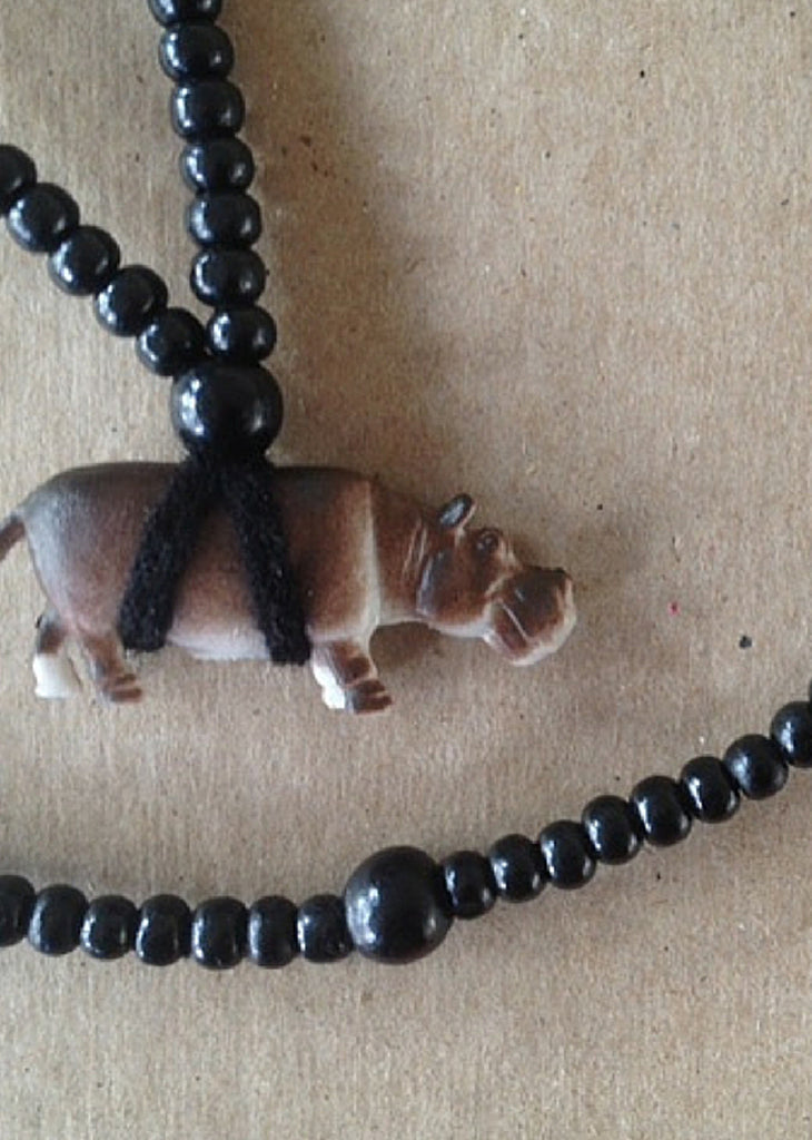 The Mama Necklace – Hippo