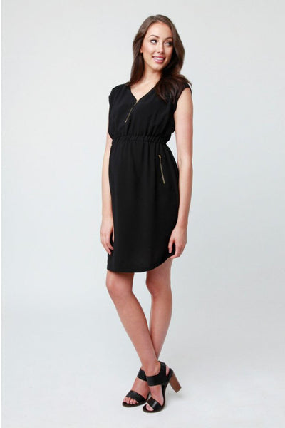 Belle Nursing Tunic Dress