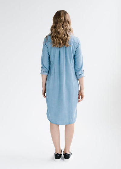Weekend Shirt Dress