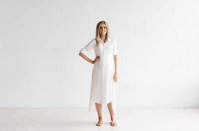 Medusa Shirt Dress