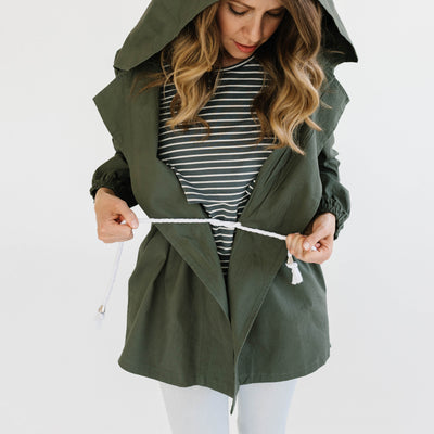 Glastonbury Anorak