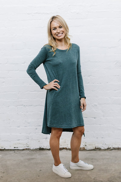 Billie Dress - Khaki