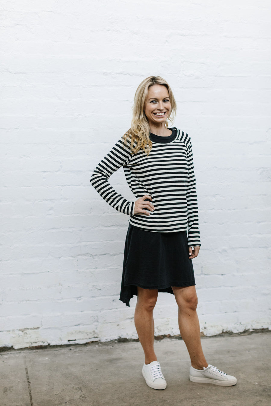 Stripe Lucy Sweater