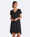 Mable Dress - Jet Black