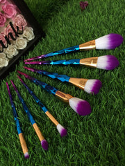 Mermaid Make Up Brushes