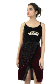 Romantic Talk Skirt
