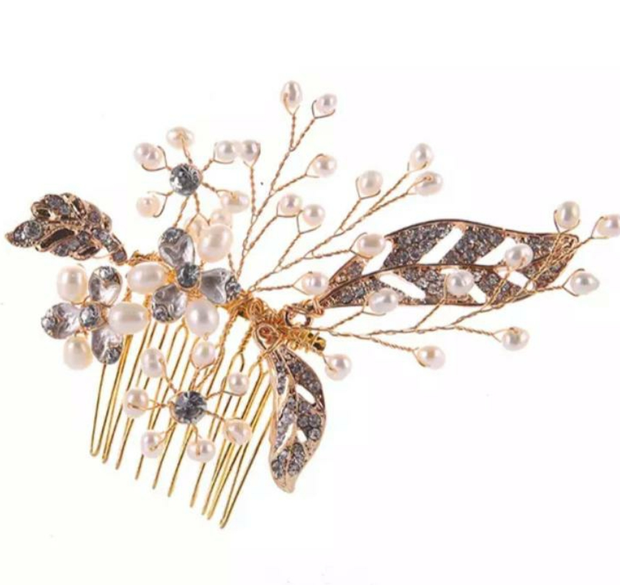 Diamond Hair Comb