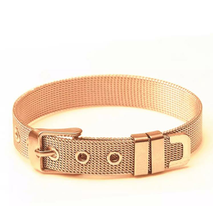 Rose Gold DIY 10 MM Strap