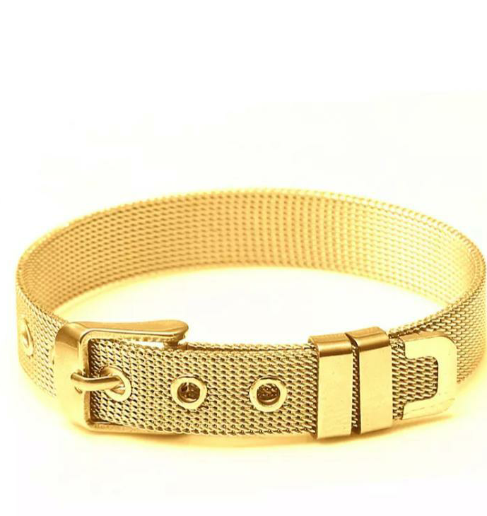 Gold DIY 10 MM Strap