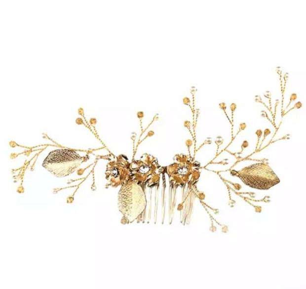 Goldie Hair Comb