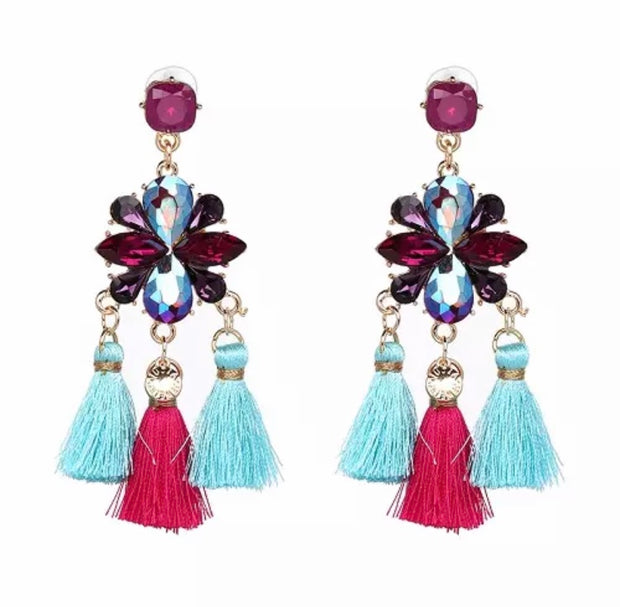 Shaded Earrings