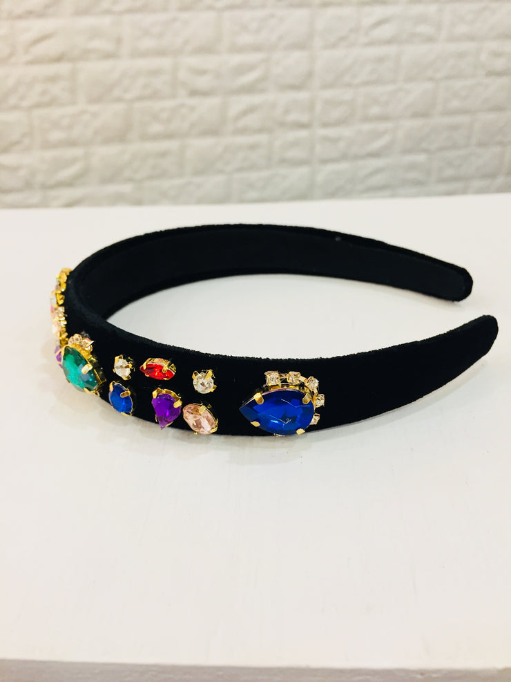 Rhinestone Hairband