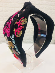 Perfume Black Hairband
