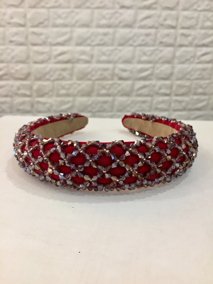 Red Diamond Hairband
