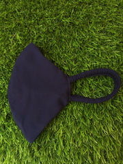 XOXO Midnight Dark Blue Mask
