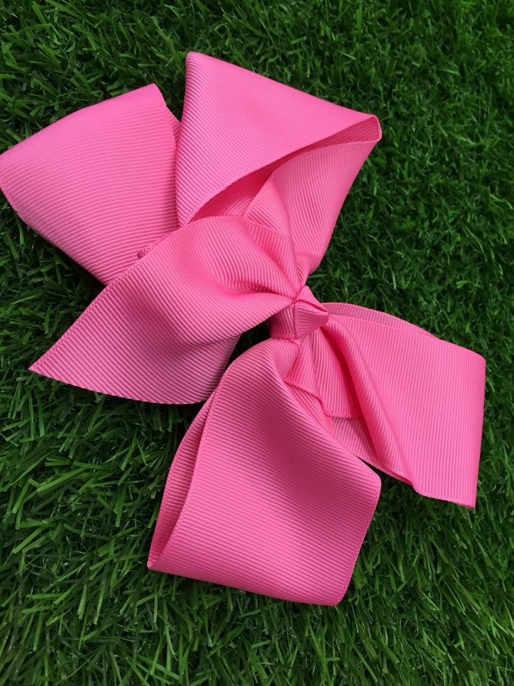 Rose Hair Bow
