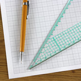 A4 Graph Paper 1mm 0.1cm Squared - 30 Loose-Leaf Sheets