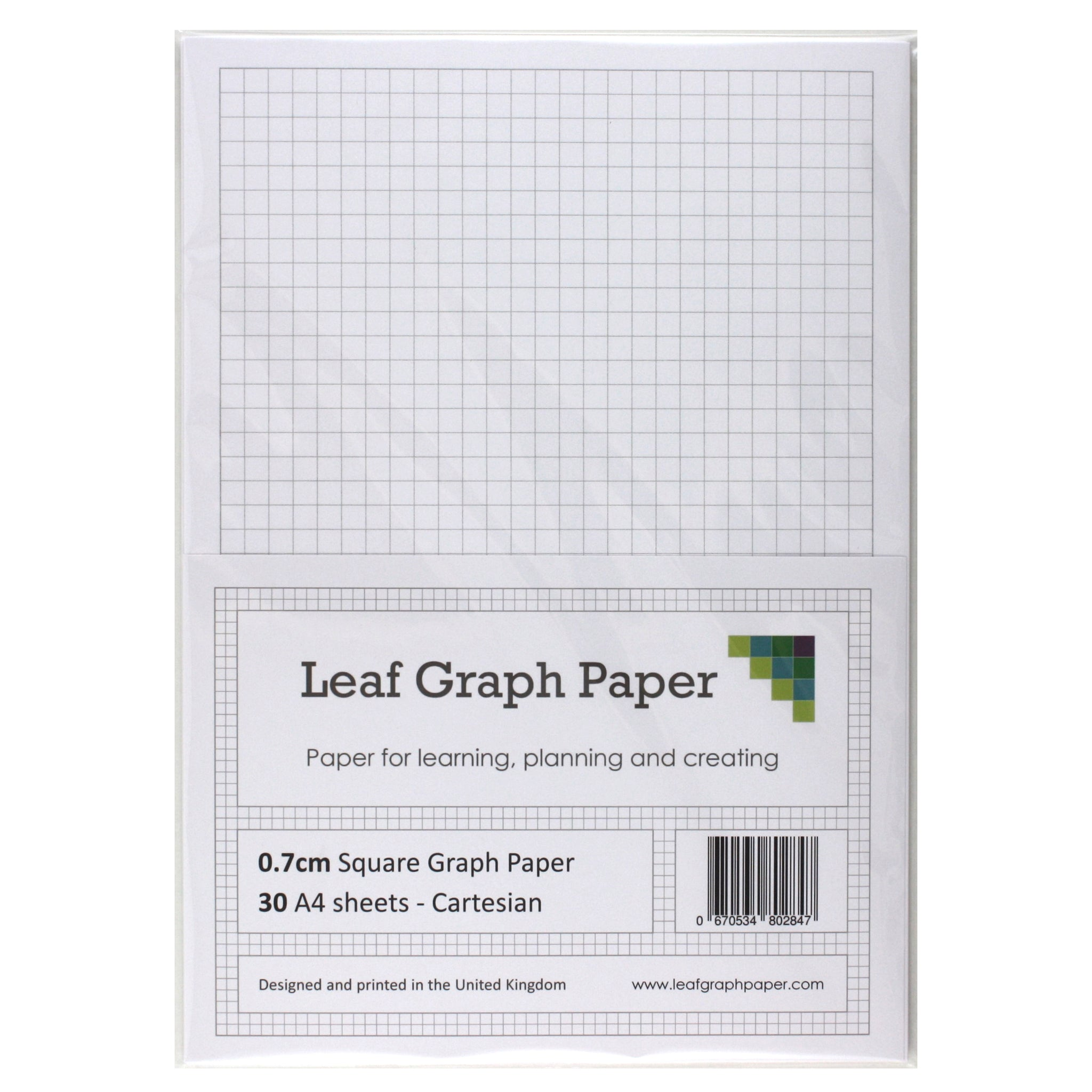 a4 graph paper 7mm 0 7cm squared