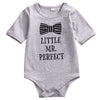 LITTLE MR. PERFECT ROMPER