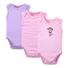3PC GIRLS ROMPER SET