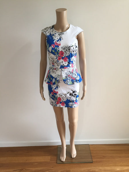 Maurie and Eve Peplum Dress