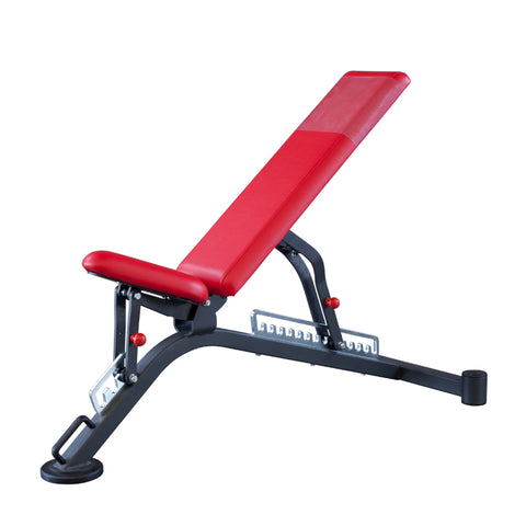 Fully Adjustable Bench Sec