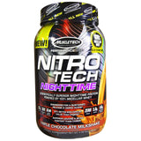 Nitrotech Nighttime  MuscleTech