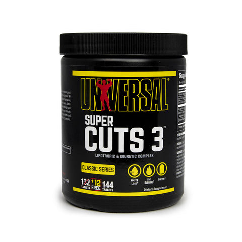 Super Cuts3  Universal Nutrition