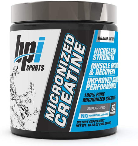 Micronised Creatine BPI