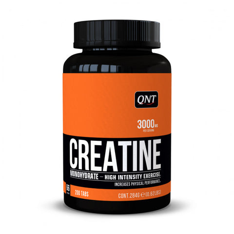 Creatine Monohydrate Tabs  QNT