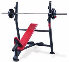 Olympic Incline Bench Sec
