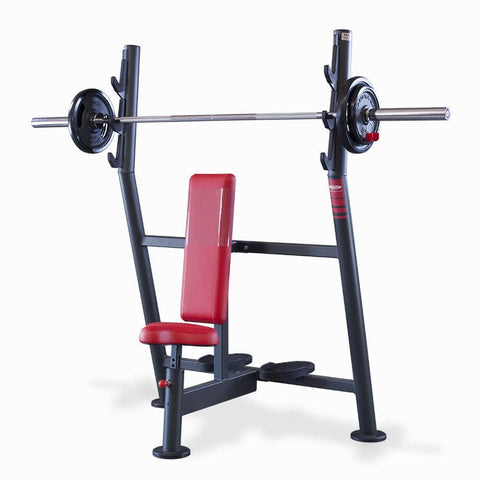 Olympic shoulder bench    Sec